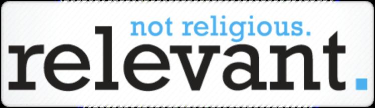 relevant not religious