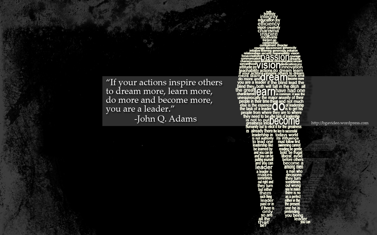 Leadership Quotes Wallpaper C4
